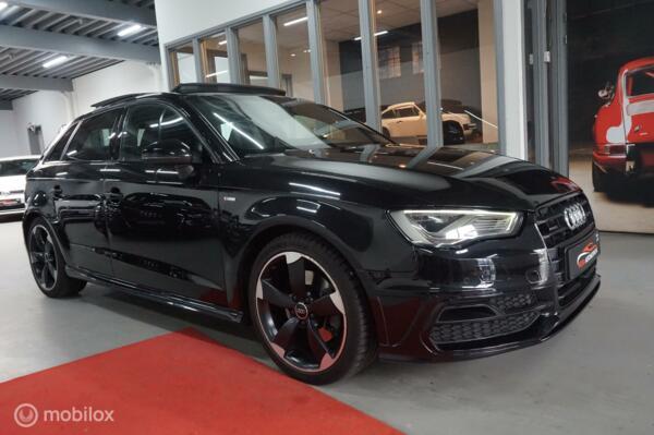 Audi A3 Sportback 2.0 S-TRONIC S-LINE 184PK  QUATTRO VOL!! PANORAMA SCHAALSTOELOEN BANG&OLFUSEN LANE ASSIST ACC