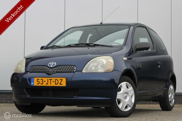 Toyota Yaris 1.3-16V VVT-i  VERKOCHT