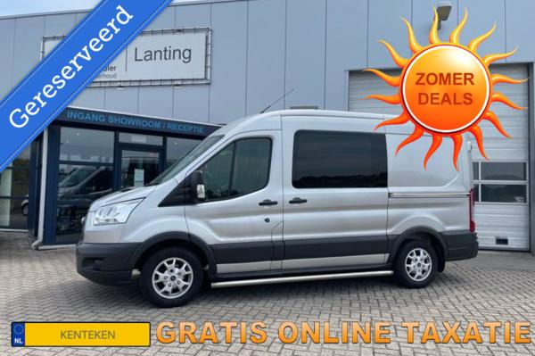 Ford Transit 310 2.2 TDCI L2H2 DC Trend 6 persoons
