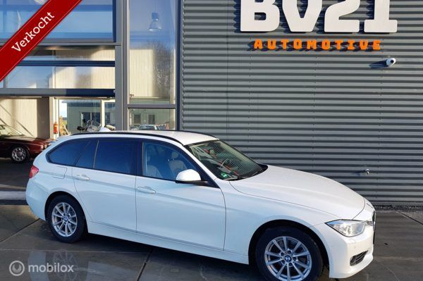BMW 3-serie Touring 320d 184pk xDrive (4WD) High Executive