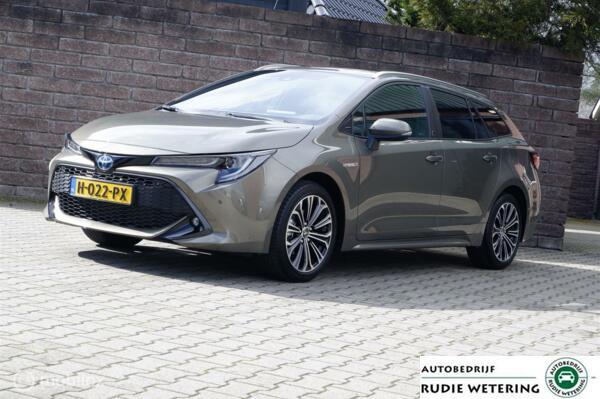 Toyota Corolla Touring Sports 1.8 Hybrid Team-D led/cam/ecc/pdc/lmv17