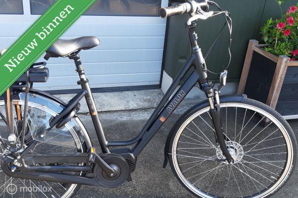 Avalon E Max 300 electrische fiets met 80 nm middenmotor
