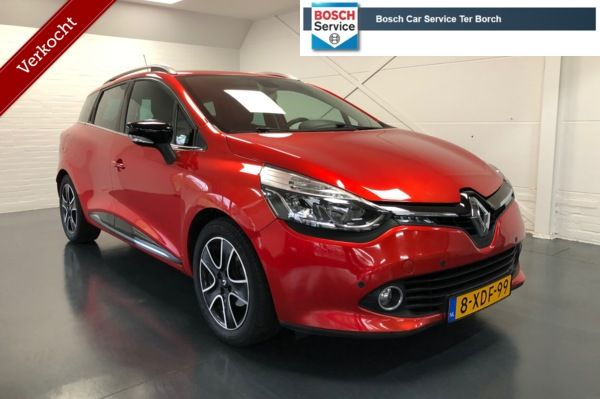 Renault Clio Estate 0.9 TCe Dynamique Navi,Leer,Trekhaak.