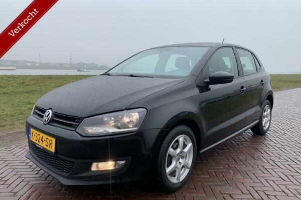 Volkswagen Polo 1.4-16V Comfortline AIRCO|NAVI|CAMERA|NW APK