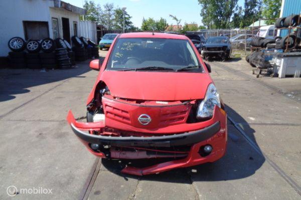 Ingekocht voor onderdelen Nissan Pixo 1.0 2009 - 2013