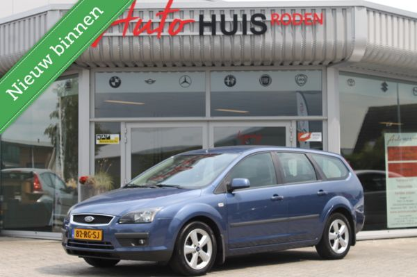 Ford Focus Wagon 1.6-16V First Edition *Trekhaak* Cruise|