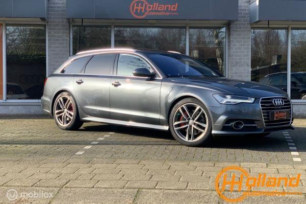 Audi A6 Avant 3.0 TDI BiT quattro Comp. alle opties!