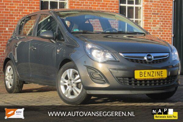 Opel Corsa 1.4-16V 85 pk/cruise/clima/70.000km !!/5 drs