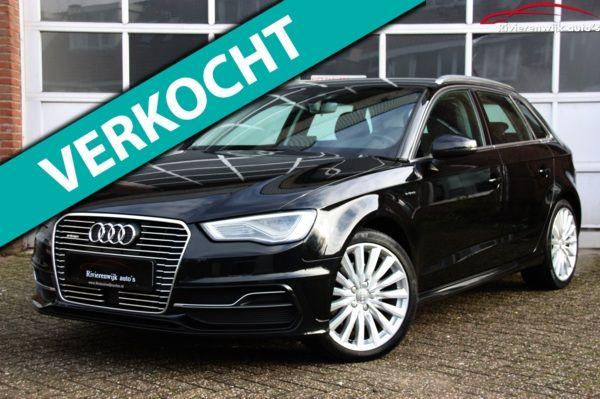 Audi A3 Sportback 1.4 e-tron Attraction Pro Line plus Navi