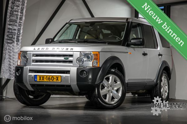 Land Rover Discovery  4.4 V8 HSE 7-persoons Youngtimer