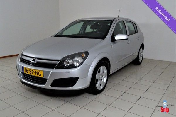 Opel Astra 1.6 Business AUTOMAAT!