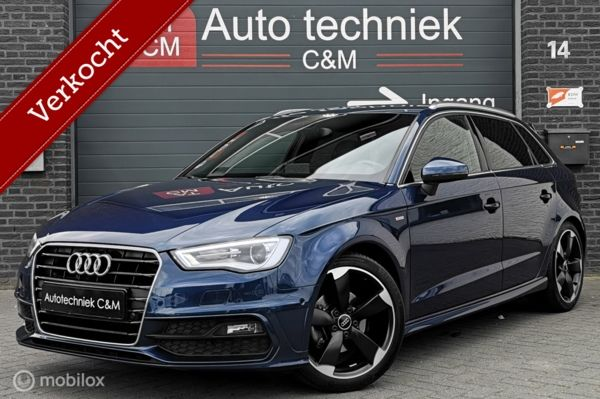 Audi A3 Sportback 1.4 TFSI 3xS-Line/Navi/Led/Cruise//PDC/Vol