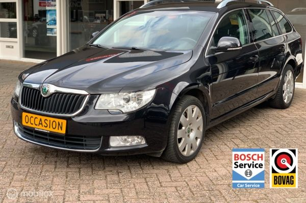 Skoda Superb Combi 1.4 TSI Ambition, Climat, Cruise, Lm..