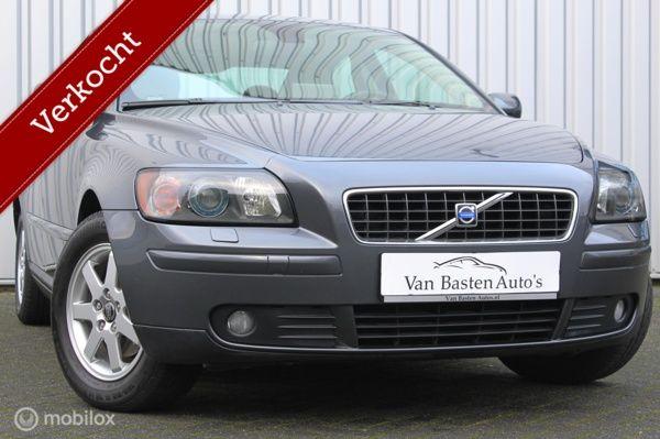 Volvo S40 1.8 Summum |1e eigenaar| Leder | Navi | Youngtimer