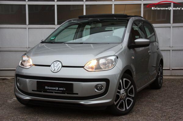 Volkswagen Up! 1.0 high up! BlueMotion Pano Navi Cruise Vol
