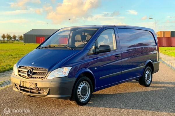 Mercedes Vito Bestel 113 CDI 320 Lang HD
