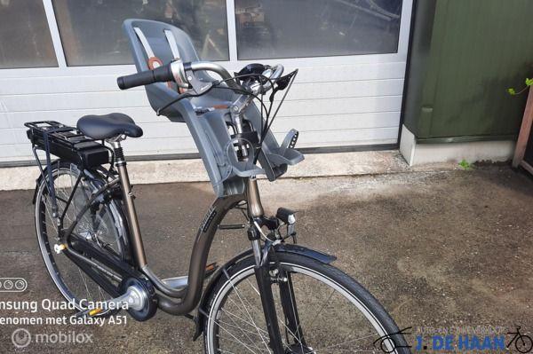 Pointer E.Forte Step - in E Bike Lage instap