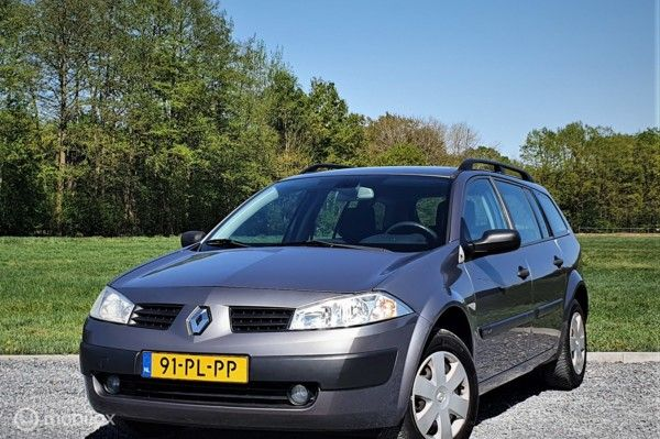 Renault Megane Grand Tour 1.6-16V Expression Luxe, Nwe Dis.