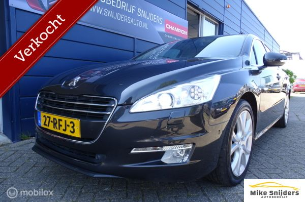 Peugeot 508 1.6 THP Allure luxe
