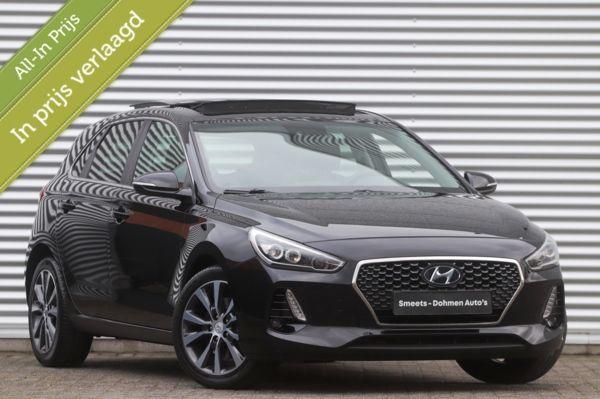 Hyundai i30 1.0 T-GDI First Ed. | Pano | Navi | ALL IN Prijs!
