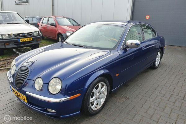 Jaguar S-type 3.0 V6 Executive