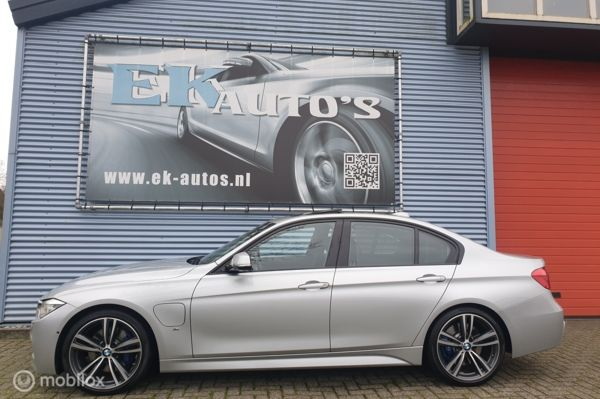 BMW 3-serie 330e M-Performance High-Exe.  Alle opties !!