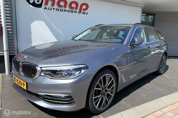 BMW 5-serie Touring 520d High Executive Edition (29.000km!)