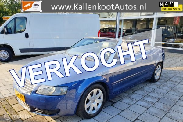 Audi A4 Cabriolet 3.0 V6 Exclusive, Leer, Xenon, Clima, PDC