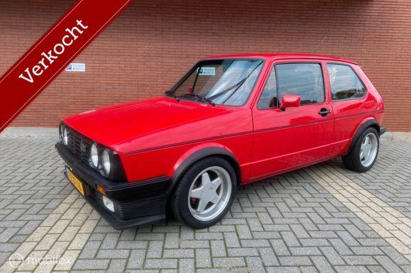 Volkswagen Golf GTI MK1 APK 02-2022