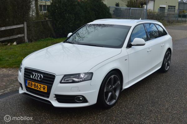 Audi A4 Avant 1.8 Tfsi / S-Line / Dealeronderhouden !! ZGAN
