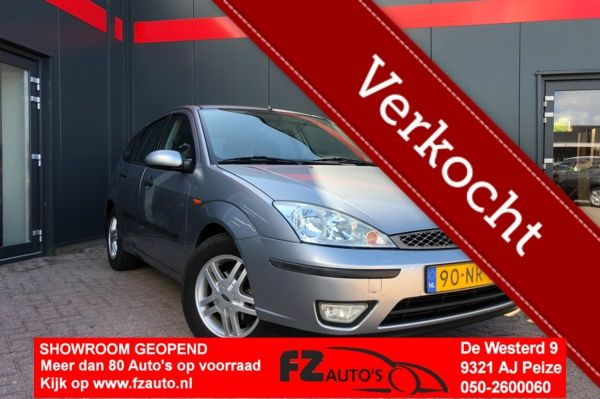 Ford Focus 1.6-16V Collection | 5DRS |