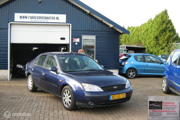 Ford Mondeo 1.8-16V First Edition Trekh Airco, Alle inruil