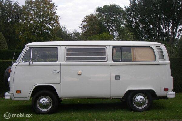 Volkswagen T2B SO 73 VW Tintop Camper