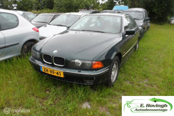 BMW 5-serie 528i YOUNGTIMER!! automaat!