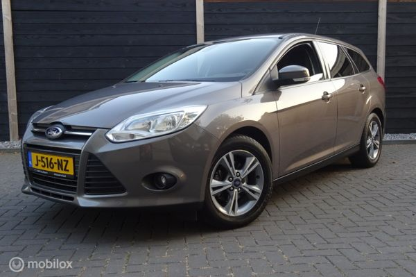 Ford Focus Wagon 1.6 TI-VCT Edition AUTOMAAT