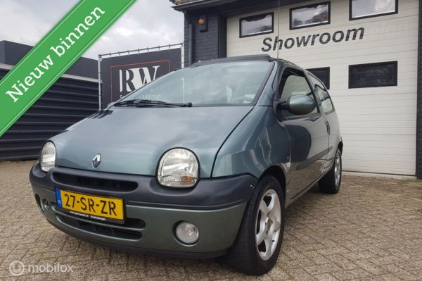 Renault Twingo 1.2 autom, airco,cruise, panoschuif, trekhaak