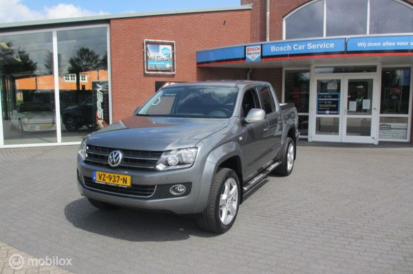 Volkswagen Amarok 2.0 TDI Plus Highline BlueMotion