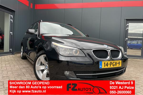 BMW 5-serie Touring 520i Corporate Lease Business Line Edition II