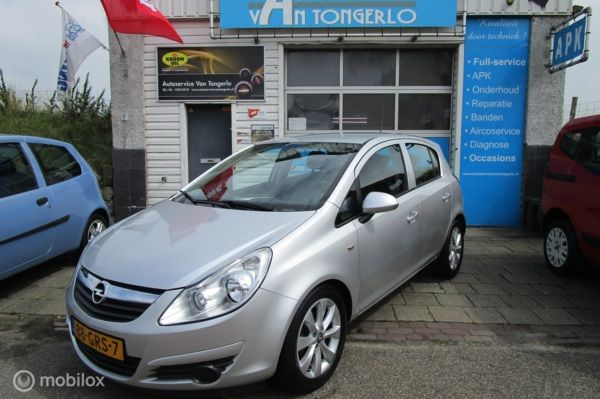 Opel Corsa 1.2-16V Business LET OP!! 79187km! 5drs Org Ned