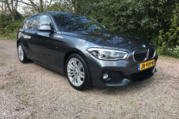 BMW 1-serie 116d Corporate Lease M Sport Aut. Schuifdak.