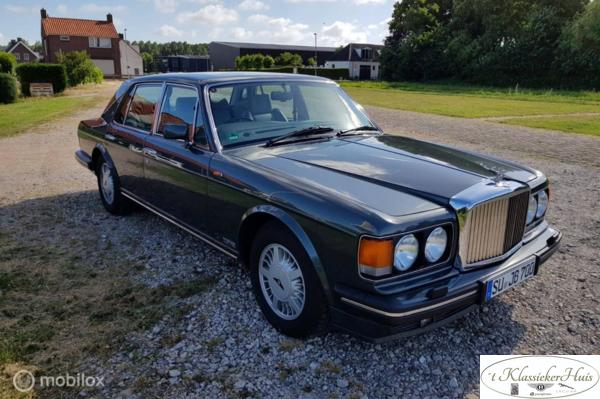 Bentley Brooklands 6.8