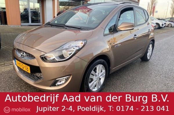 Hyundai ix20 1.4i i-Catcher