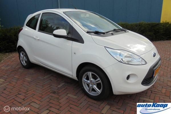 Ford Ka 1.2 Cool & Sound start/stop Elektrisch pakket Airco