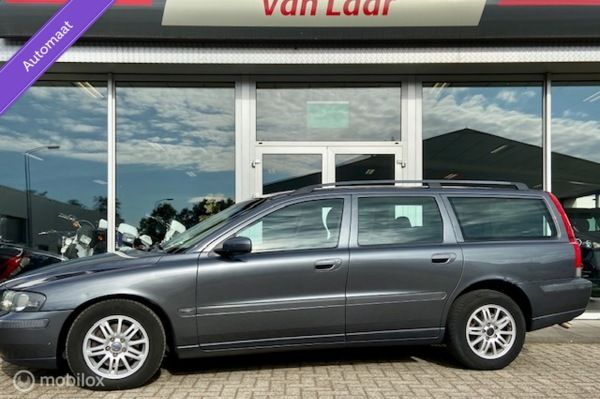 Volvo V70 2.4 automaat, Airco, Cruise, Youngtimer!