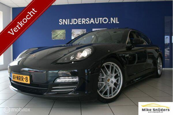 Porsche Panamera - 4.8 4S in Sublime staat