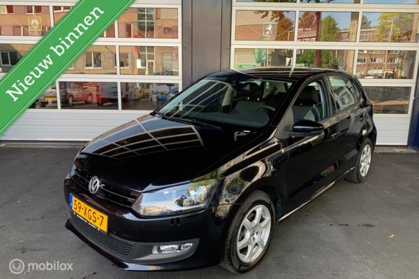 Volkswagen Polo 1.2 TSI BlueMotion Comf/Airco/Cruise/NAP/
