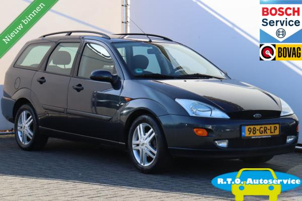 Ford Focus Wagon 1.8-16V Ambiente APK NIEUW INRUIL KOOPJE !!