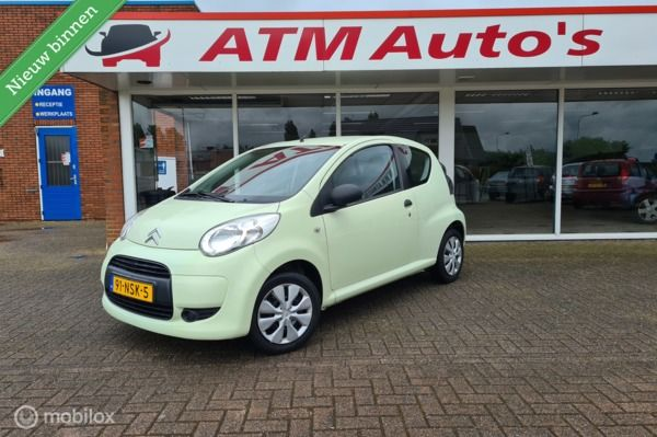 Citroen C1 1.0-12V Séduction Stuurbekrachtiging Apk !