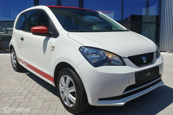 Seat Mii 1.0 GTX Edition Goed/Leuk/Sportief autotje !  Airco