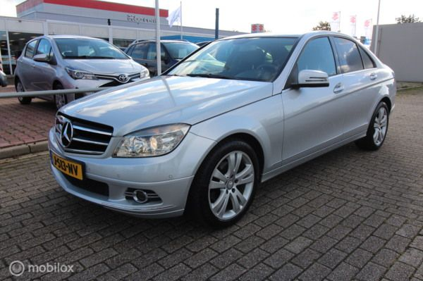Mercedes C-klasse 180 CGI BlueEFFICIENCY Business Class Avantgarde